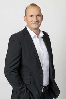 Head of Major Accounts and Distribution Gerrit Menzel