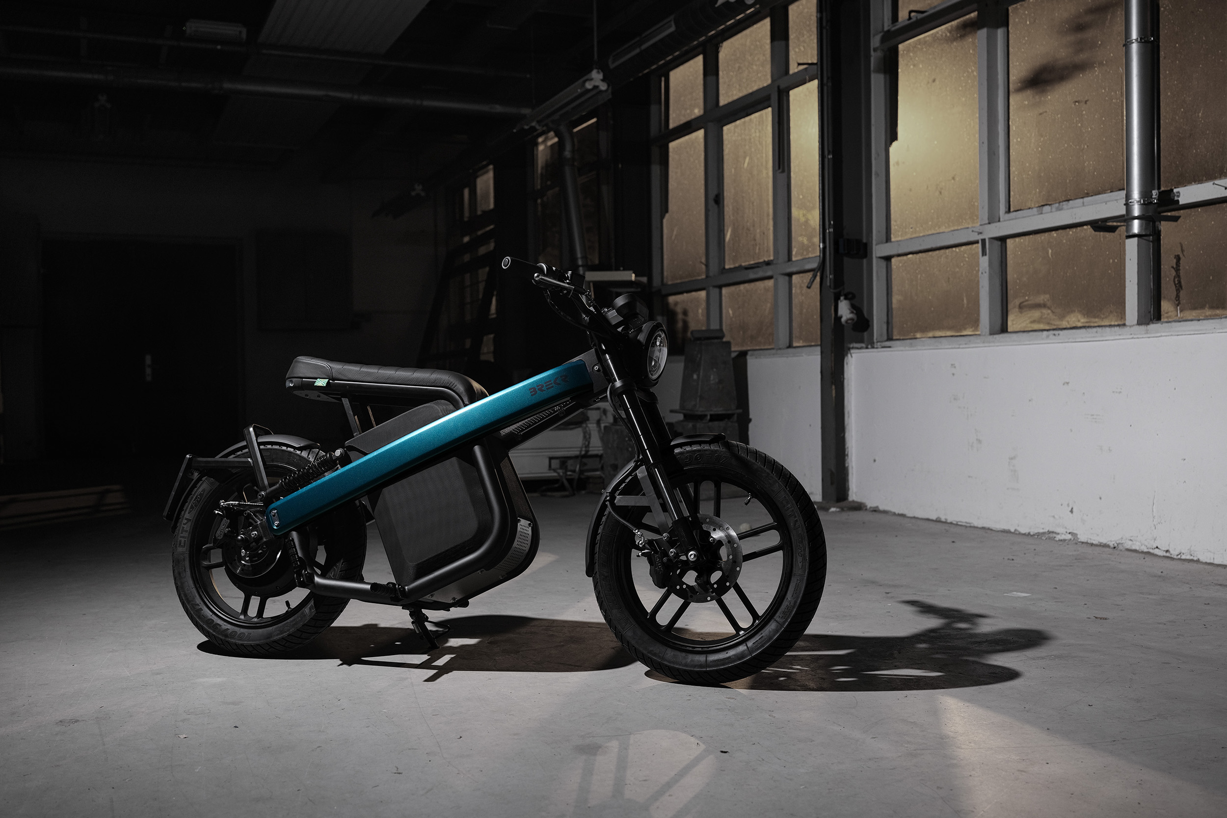 electric moped from brekr